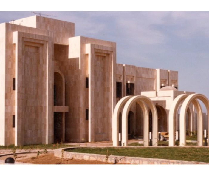 Kuwait Embassy Complex Muscat - Oman
