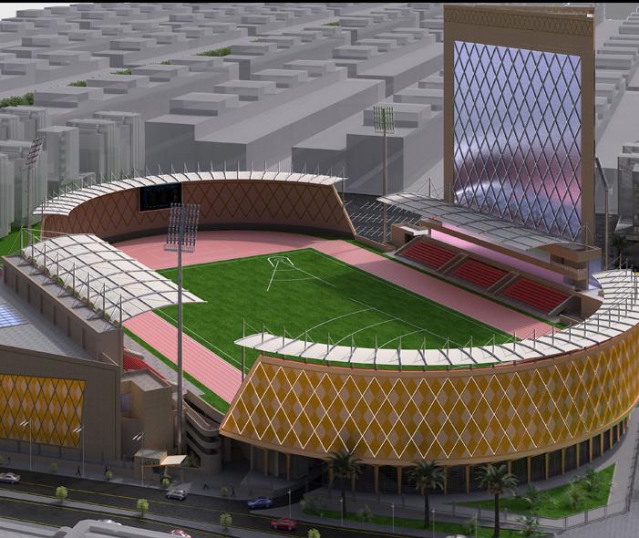 Sabah Al-Ahmed Club for Handicap Sports Kuwait