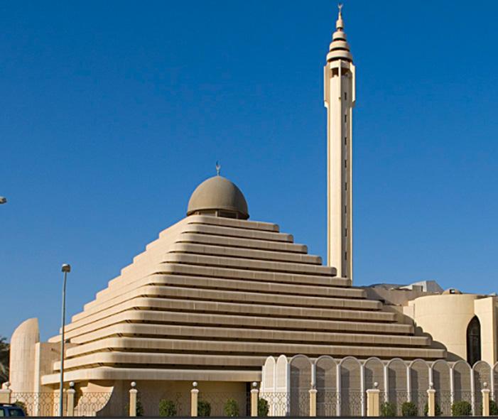 Sheikh Nasser Mosque – Kuwait