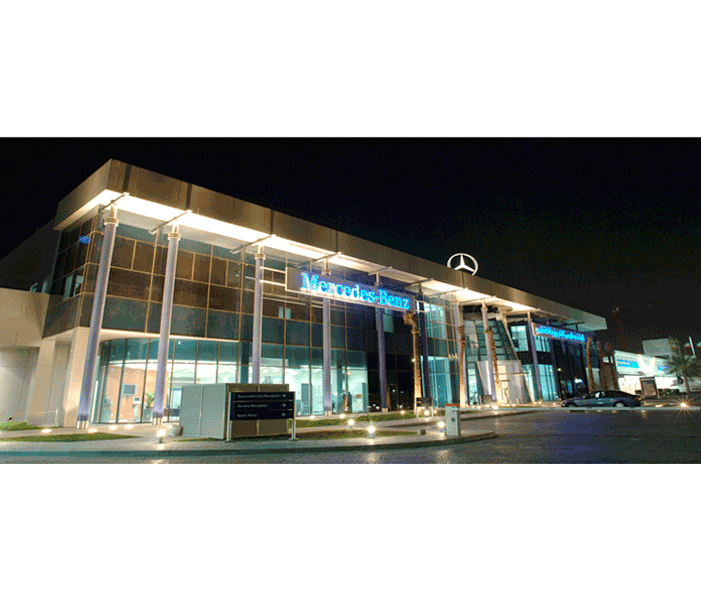 Mercedes Benz Service Center