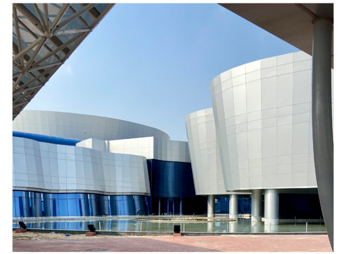 Multi Purpose Hall - Kuwait